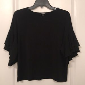 NWOT- Express Scoop Neck Blouse